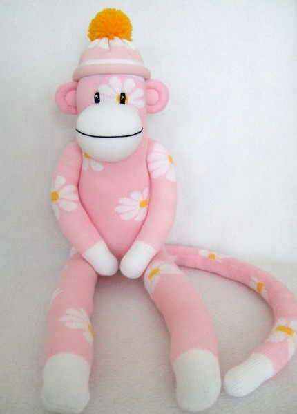 sock monkeys sock monkey